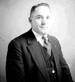 "John Michael ""Mique"" Malloy, 1922"