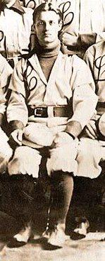 Walter Woods, 1899 Louisville Colonels