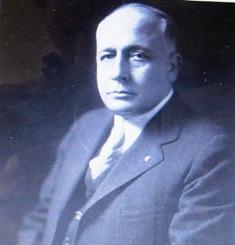 Finis Wilson circa 1930