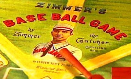 Zimmer's Baseball Game