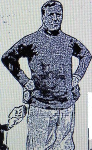 Perry Werden, 1908