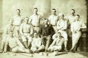 1879 National League Champion Providence Grays