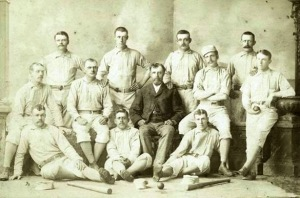 1879 National League Champion Providence Grays