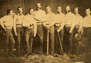 The Excelsiors, 1860