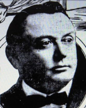 The black-haired John McCloskey