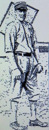 Rube Parnham, 1917