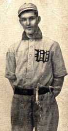 Eddie Goostree, signed York for the Tigers