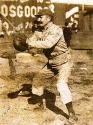 Mike Finn, manager, San Francisco Pioneers