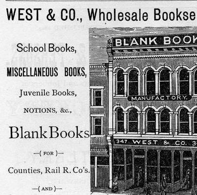 H. H. West & Co., 1870s