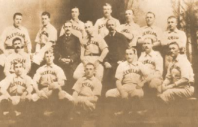 1899 Cleveland Spiders--finished 20-134