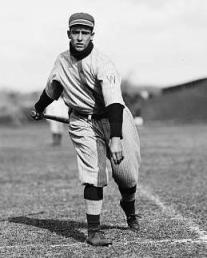 Calvo with the Washington Senators