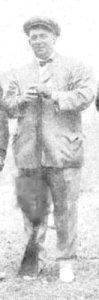 Les German, 1918