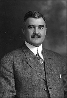 National League President Thomas Lynch