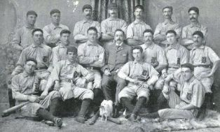 1896 Orioles, 3 to 1 favorites, won the National League Championship.