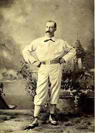 Umpire Bob Ferguson