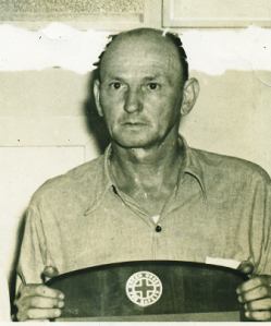 Roy Spruell shortly before his death in 1950.