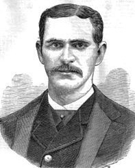 Pittsburgh Alleghenys Manager Horace Phillips