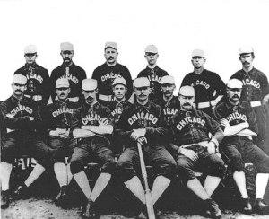 The 1880 White Stockings