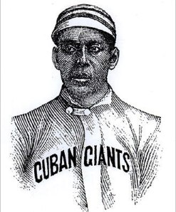 Frank Grant, Cuban Giants