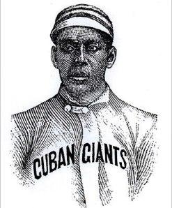 Frank Grant, Cuban Giants