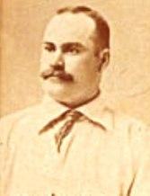 Frank Hankinson--wore scarlet in 1879