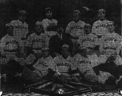 1905 Waseda University team