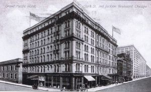 The Grand Pacific Hotel Chicago