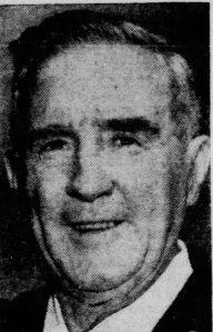Joe Tinker circa 1946