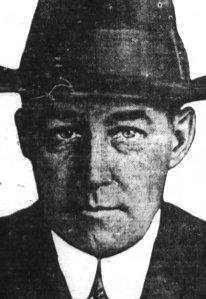 Ned Egan, 1918