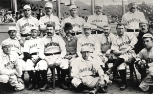 The Boston Beaneaters