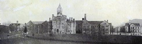 Southwest State Hospital, Marion, Virginia