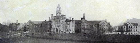 Southwest State Hospital, Marion, Virginia