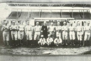 The Providence Grays--Champions and unprofitable