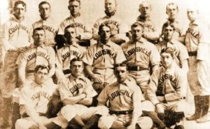 The Colonels finished in 11th place with a 52-78 record in 1897