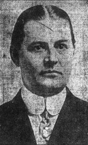 Harley Parker, 1910