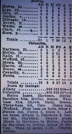 The Box Score