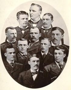 The 1879 White Stockings