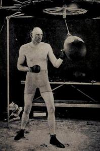 Bob Fitzsimmons-wanted to train Mahoney for the ring.