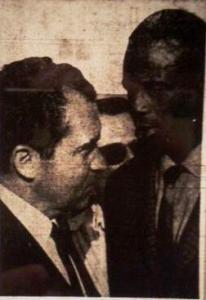 Nixon and Paige meet in Alaska