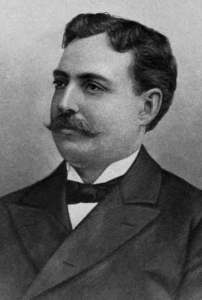 Chicago Mayor John P. Hopkins