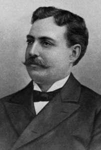 Chicago Mayor John P. Hopkins