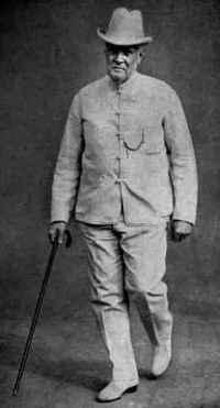 "Horace Fletcher ""The Great Masticator"""