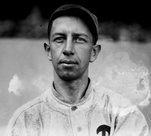 A photo of baseball's premier teetotaler Eddie Collins appeared with Fullerton's story.