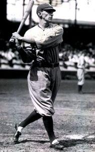 Frank Schulte's swing