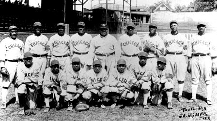 The Chicago American Giants
