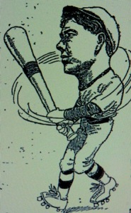 Mayes caricature from The Philadelphia Inquirer
