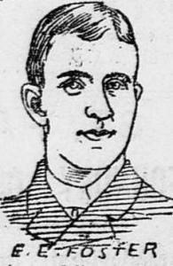Elmer Foster, 1887