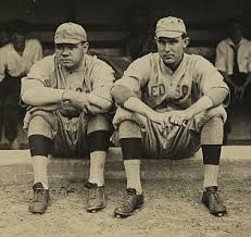 Babe Ruth and Ernie Shore