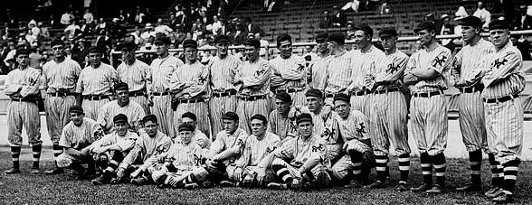 The 1912 Giants