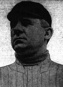 Al Demaree of New York Giants baseball team in spring training 1913 Photo Print